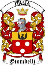 Brasão Giombelli